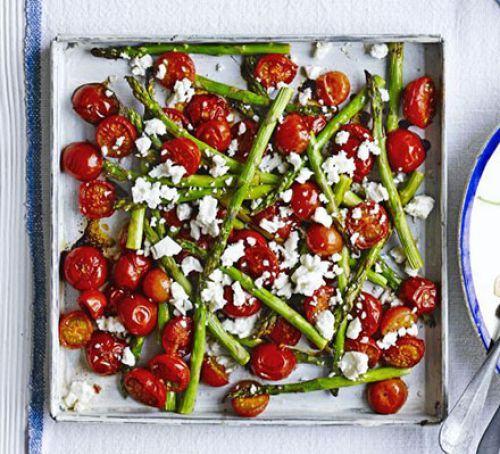 Chicken garden salad with elderflower dressing Recipe