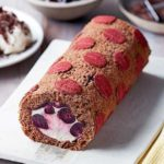 Black forest arctic roll
