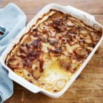 Boulanger potatoes with bacon