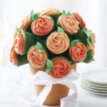Orange & almond cupcakes