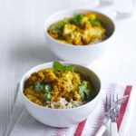 Lentil & cauliflower curry