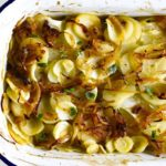Celeriac & parsnip bake