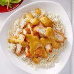 Cheat's katsu curry