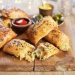 Cheese & onion rolls