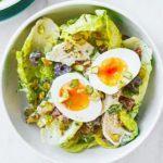 Chicken & pistachio salad