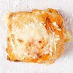 Chorizo & manchego scones