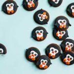 christmas gingerbread penguins for kids recipe