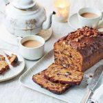 Last-minute Christmas loaf cake