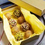 edible gift christmas truffles recipe
