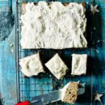 Easy christmas white chocolate traybake cake recipe