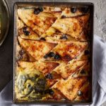 Classic bread & butter pudding