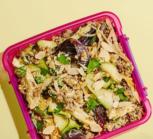 Coronation chicken salad Recipe