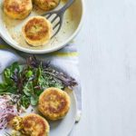 Curried fishcakes