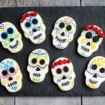 Day of the Dead biscuits