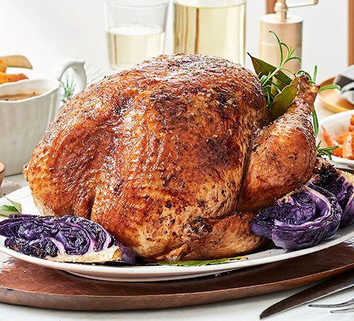 easy christmas turkey recipe Recipe