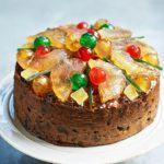 Easy-peasy fruitcake