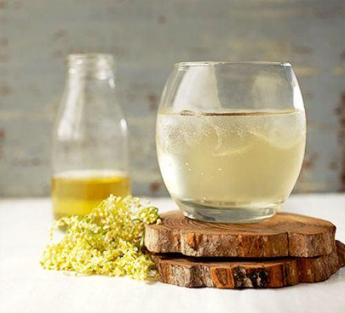 Elderflower gin Recipe