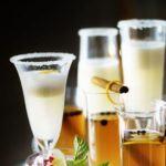 Lemon & elderflower fizz