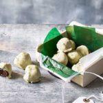 Gin tonic truffles Edible gift recipe