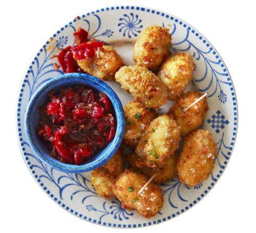 Ham & cheese croquetas Recipe