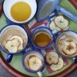 Hot apple pie punch