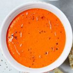 Cavolo nero, meatball & cannellini soup