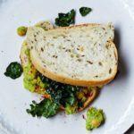 Keep it green sandwich