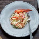 Lobster & celeriac remoulade