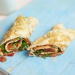Mexican egg roll