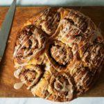 Pecan pie rolls