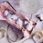Prosecco truffles