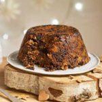 Vegan Christmas pudding recipe