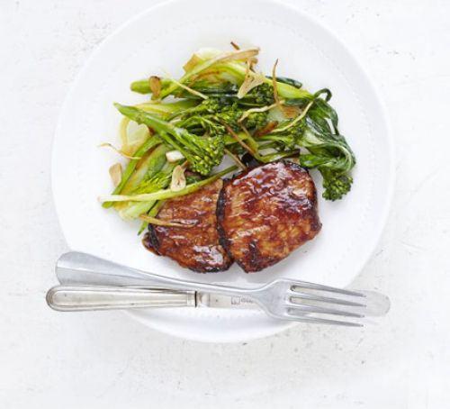 Shredded duck, watercress & orange salad Recipe
