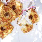 Cheese & chutney scones