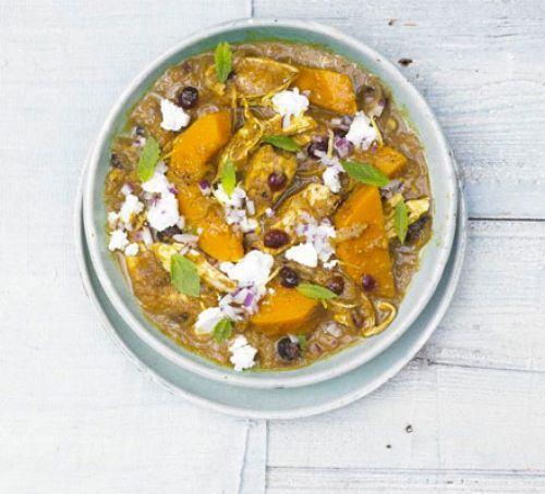Moroccan chicken one-pot Recipe
