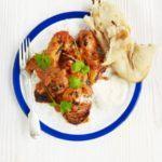 Proper chicken curry