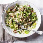 Herby celery & bulgur salad