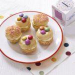 Show your spots cookie sandwiches