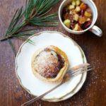 tutti frutti christmas Mince pies recipe