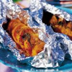 Hot & spicy sweet potatoes