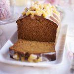 Date & ginger malt loaf