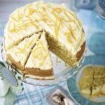 Mary Berry's orange layer cake