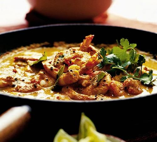 Kerala prawn curry Recipe