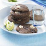 Chilli chocolate cookies