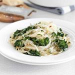 Broccoli & sage pasta