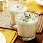 Spiced & sweet lassis