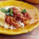 Indian butternut squash curry