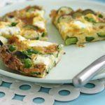 From-the-fridge omelette