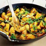 Thai squash & pineapple curry