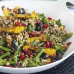 Spiced vegetable pilaf